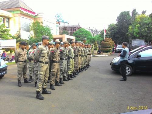POL PP Kecamatan Cibinong